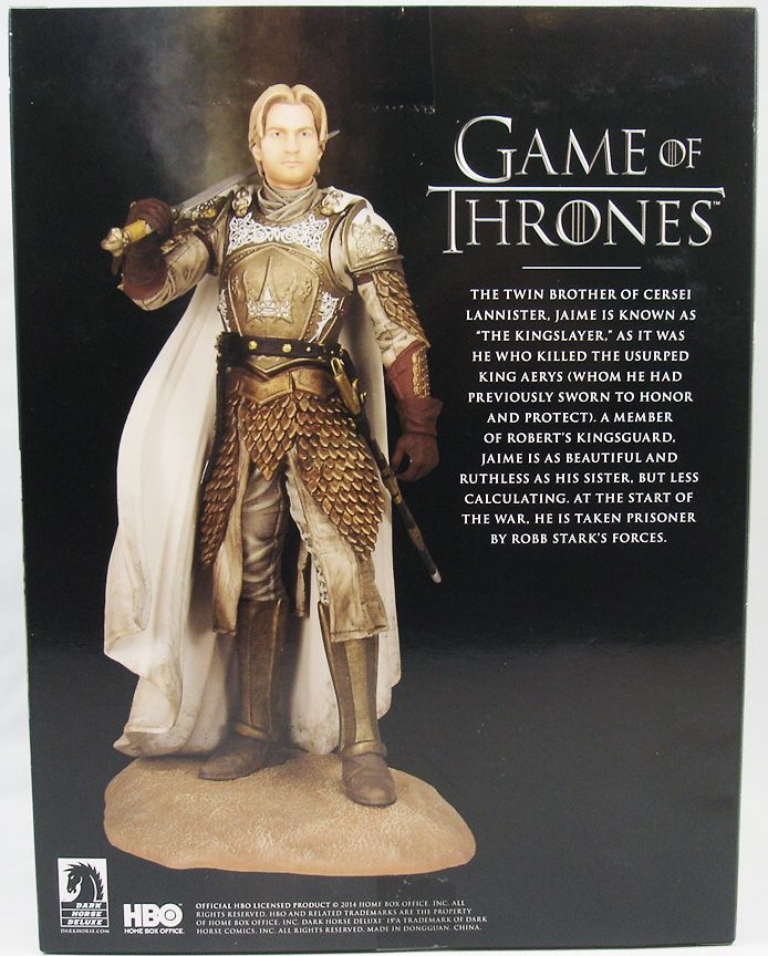 game_of_thrones___statuette_dark_horse___jaime_lannister__2_