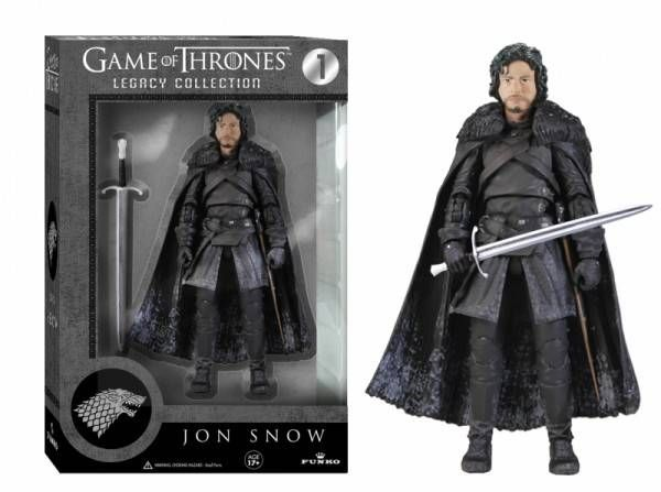 Game of Thrones - Legacy Collection - #1 Jon Snow