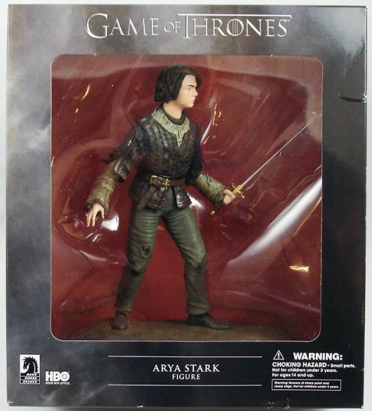 Game of Thrones - Statuette Dark Horse - Arya Stark