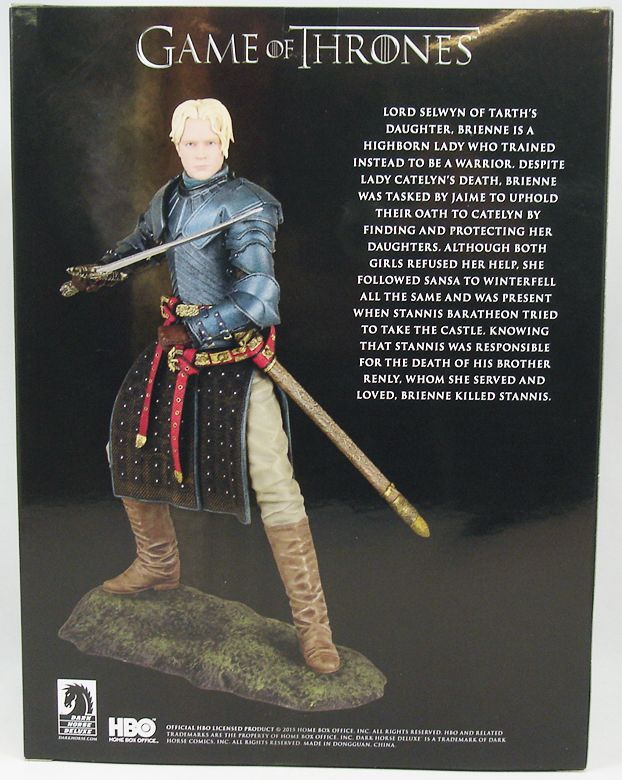 game_of_thrones___statuette_dark_horse___brienne_of_tarth__2_