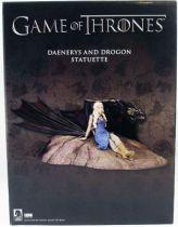 game_of_thrones___statuette_dark_horse___daenerys___drogon