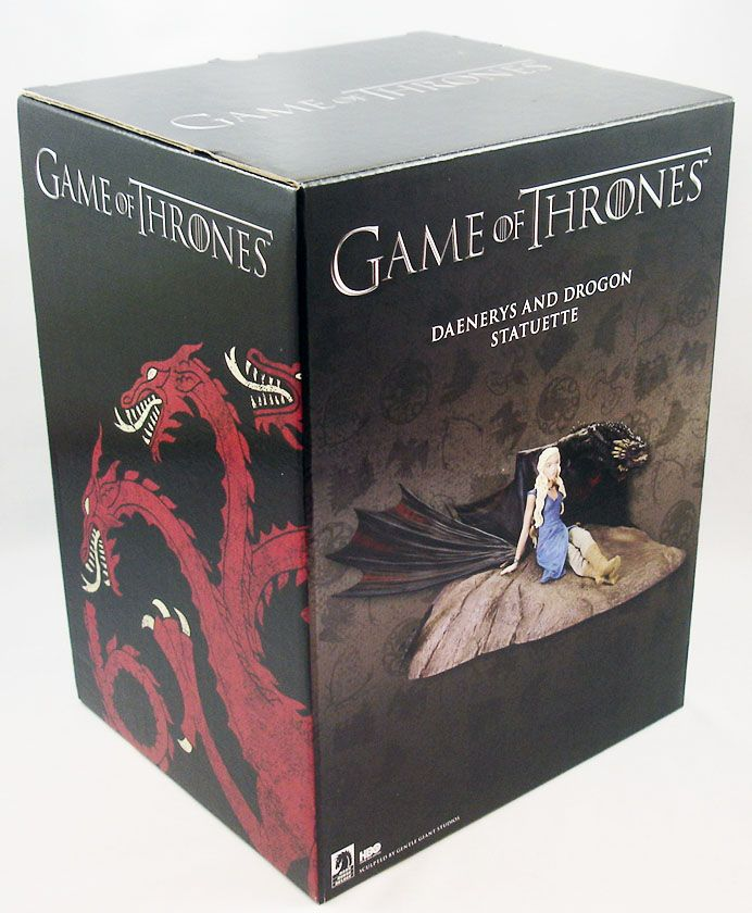 game_of_thrones___statuette_dark_horse___daenerys___drogon__1_