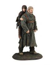 Game of Thrones - Statuette Dark Horse - Hodor et Bran 04