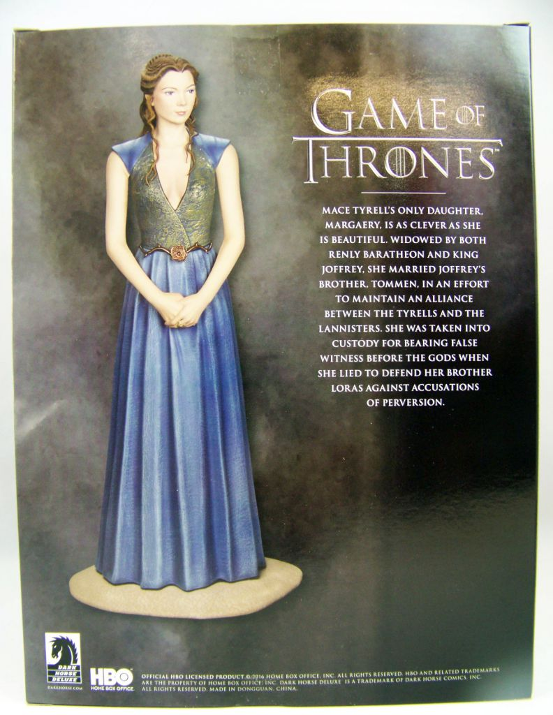 Game of Thrones - Statuette Dark Horse - Margaery Tyrell