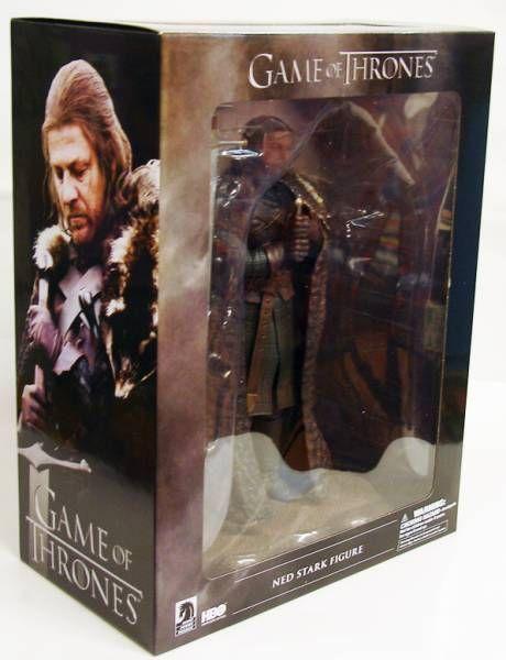 Game of Thrones - Statuette Dark Horse - Ned Stark