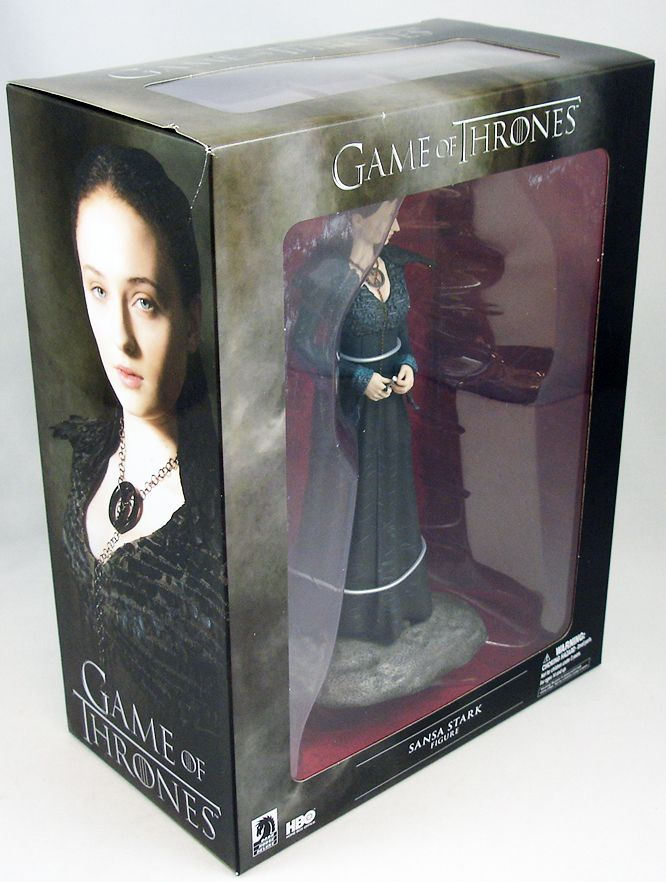 game_of_thrones___statuette_dark_horse___sansa_stark__1_