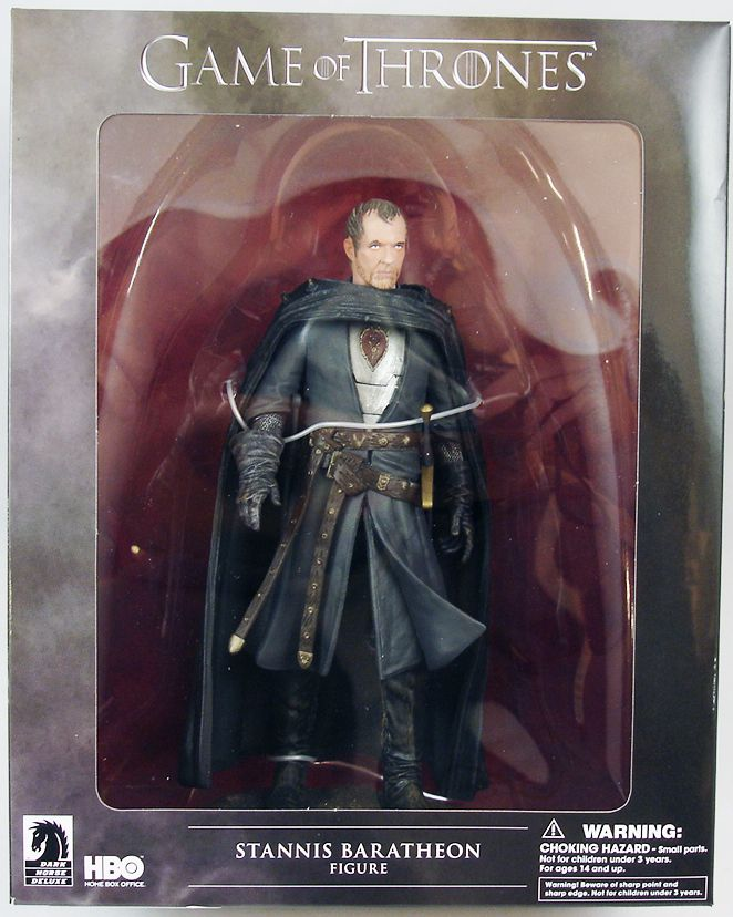 Game of Thrones - Statuette Dark Horse - Stannis Baratheon