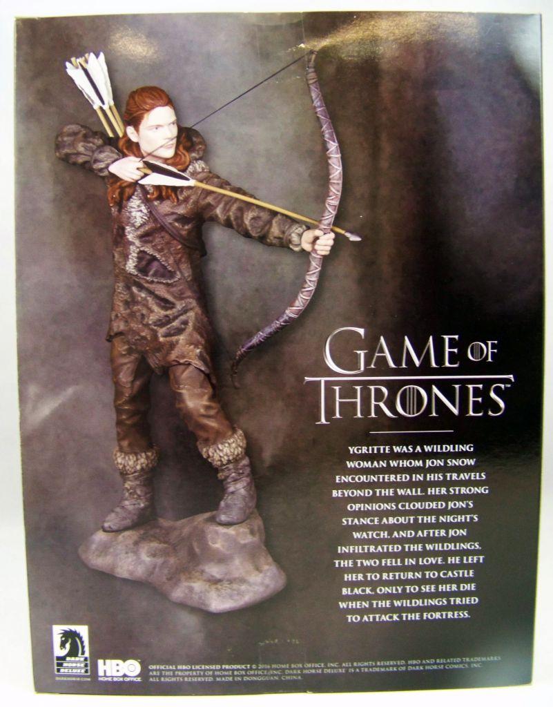 Game of Thrones - Statuette Dark Horse - Ygritte