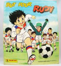 Ganbare! Kickers - Panini Stickers collector book