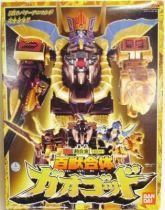 Gaoranger - Gao God DX - Bandai