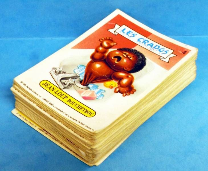 Garbage Pail Kids - Avimages Trading Cards 1988 - Lot of 55 Trading Cards