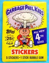 Garbage Pail Kids - Topps Trading Card Stickers1988 (Booster)