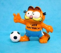 Garfield - Bully PVC Figure - Footballer Garfield