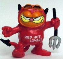 Garfield - Bully PVC Figure - Garfied as devil