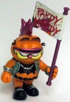Garfield - Bully PVC Figure - Garfied as punk