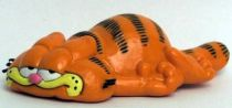 Garfield - Bully PVC Figure - Garfied lenghing