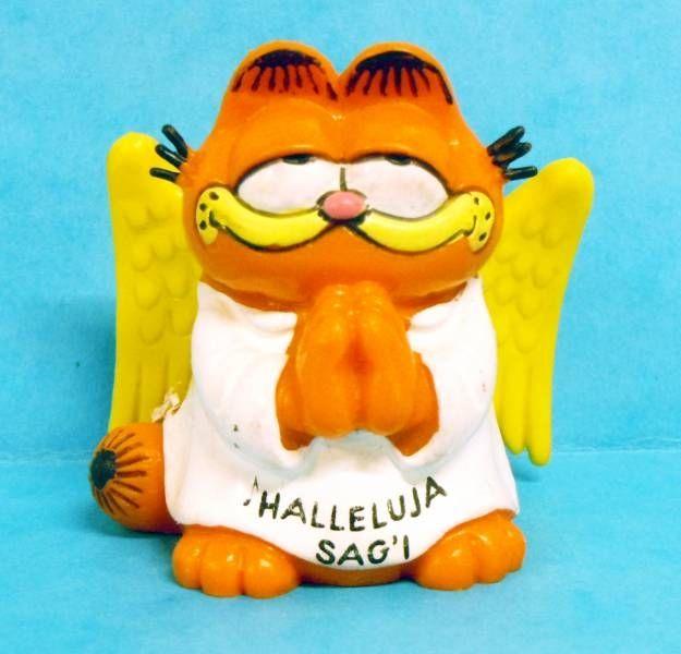 Garfield - Bully PVC Figure - Garfield as angel