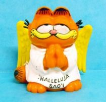 Garfield - Bully PVC Figure - Garfield as angel