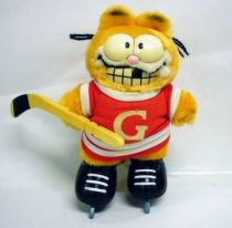 Garfield - Dakin & Co. Plush - Garfield Hockey player