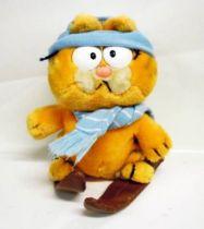 Garfield - Dakin & Co. Plush - Garfield skis