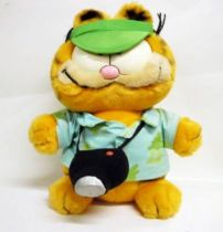 Garfield - Dakin & Co. Plush - Garfield tourist