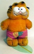 Garfield - Dakin & Co Plush - Surfer Garfield