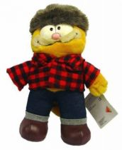 Garfield - Dakin & Co Plush - Trapper Garfield