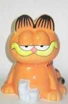 Garfield - Tropico - French Ceramic Bank (Mint in box)