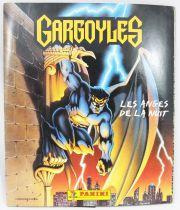 Gargoyles - Album de vignettes Panini 1995