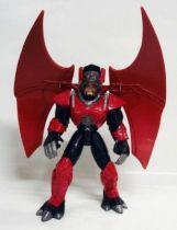 Gargoyles - Kenner - Xanatos \'\'Red Armor\'\' (loose)