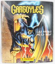 Gargoyles - Panini Stickers collector book 1995
