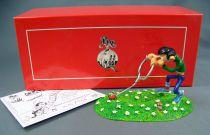 Gaston - Pixi Collector Figure - Gaston and his Mini-Mower (Ref.4771)