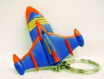 Gatchaman - Banpresto - Super-Deformed Figures Keychain God Phenix