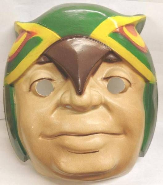 Gatchaman - Cesar face mask -Tiny