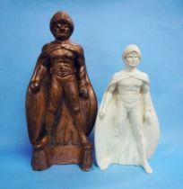 Gatchaman - Delacoste - Brass Mould for 10\'\' Squeeze Toy Mark