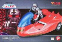 Gavan& Saibarian - 1/12 scale Prepainted Polystone Model - B-Club (Japan)