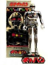 Gavan Flash & Sound Action Figure - Popy