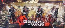 Gears of War 2 - NECA Player Select \'\'Locust Hive\'\'figures gift set
