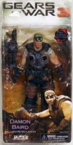 Gears of War 3 Série 2 - Damon Baird - Figurine Player Select NECA