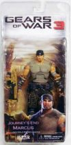 Gears of War 3 Série 3 - Journey\'s End Marcus Fenix - Figurine Player Select NECA