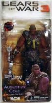 Gears of War 3 Series 2 - Augustus Cole - NECA Player Select figure