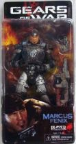 Gears of War Series 1 - Marcus Fenix - NECA Player Select figure
