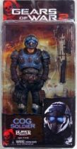 Gears of War Series 3 - COG Soldier - NECA Player Select figure