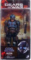 Gears of War Series 3 - COG Soldier - NECA Player Select figure