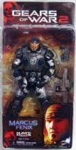 Gears of War Series 3 - Marcus Fenix - NECA Player Select figure