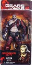 Gears of War Series 4 - Grenadier Elite - NECA Player Select figure