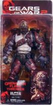 Gears of War Series 4 - Grenadier Flame Thrower - NECA Player Select figure