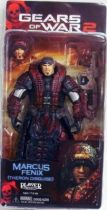 Gears of War Series 4 - Marcus Fenix (Theron disguise) - NECA Player Select figure