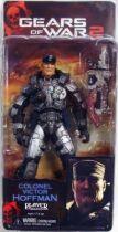 Gears of War Series 5 - Colonel Victor Hoffman - NECA Player Select figure