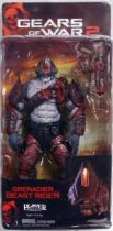Gears of War Series 5 - Grenadier Beast Rider - NECA Player Select figure